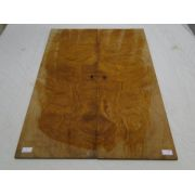 Top (tampo) de Rádica de Itaúba para guitarra/baixo nº 07 (54cm x 20,5cm x 0,7cm (2 peças))