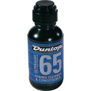 Limpador e condicionador para cordas (59ml) - F65 - Dunlop (1121)