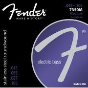 Encordoamento Fender 7350M para baixo 4 cordas (.045)
