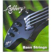 Encordoamento Fender Ashbory (Silicone) para baixo 4 cordas