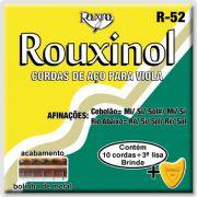 Encordoamento Rouxinol R-52 para Viola