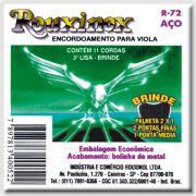 Encordoamento Rouxinol R-72 para Viola (Linha Econômica)