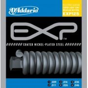 Encordoamento D'Addario EXP125 Super Light Top/Regular Bottom 9-46 (.009)