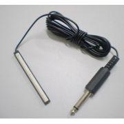 Captador de rastilho para violão/viola/cavaco c/ plug - 3m de fio -  Tron (Modelo TR20F)