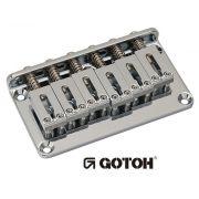 Ponte Cromada Fixa para guitarra - Gotoh (GTC102-CR)