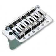 Ponte Cromada estilo Stratocaster para guitarra (Bloco 36mm) - Sung-il (BS006)