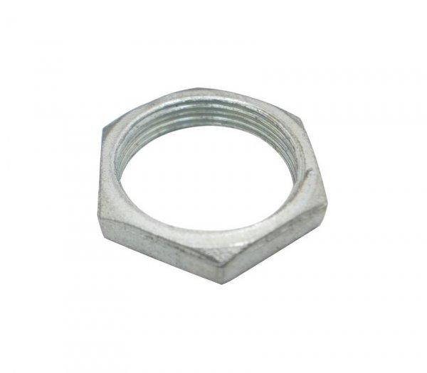 Porca para Jack/Pots - Diâmetros 7.4mm (Int) x 11mm (Ext) - Kit 12 unid (M8)  - Luthieria Brasil