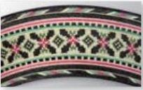Roseta (mosaico) de madeira para violão e viola - DoMo (Japan) - DOM-232  - Luthieria Brasil