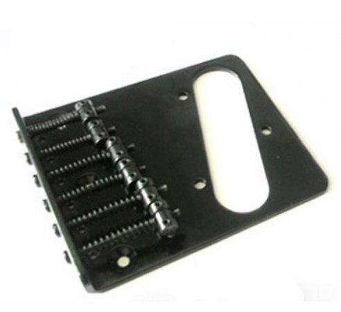 Ponte Preta estilo Telecaster para guitarra - Sung il (BT002)  - Luthieria Brasil