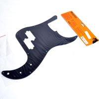 Escudo para Baixo Precision Bass (4 cordas) Preto PVC - 1 camada - Dolphin  - Luthieria Brasil