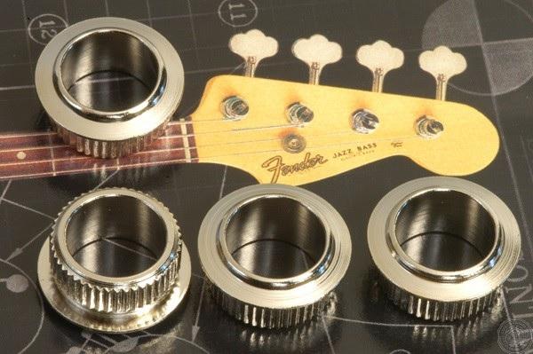Bucha para Tarraxa de Baixo (Unidade) - Fender  - Luthieria Brasil
