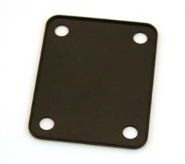 Moldura de proteção preta para Neck Plate - Sung Il (BPP 50)  - Luthieria Brasil