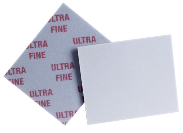 Esponja Abrasiva para uso Automotivo (Ultra Fine 1 Face)  - Luthieria Brasil