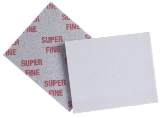Esponja Abrasiva para uso Automotivo (Super Fine 1 Face)  - Luthieria Brasil