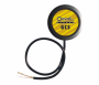 Captador de contato simples passivo com volume para instrumentos de corda - Aço -  Deval (Modelo GPSA)