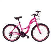 6daa5d03b Bicicleta Feminina Wny Sofi Aro 26 Shimano 21v Freio V. brake