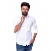 Camisa Social SK Branca Basic