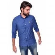 Camisa Social SK Marinho Special