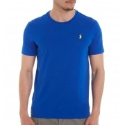 Camiseta Basic Ralph Lauren Royal