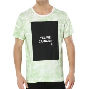 CAMISETA HERB SERGIO K OFF WHITE