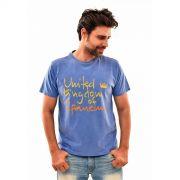 Camiseta Osklen United Azul
