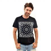 Camiseta Reserva Hindu Preta