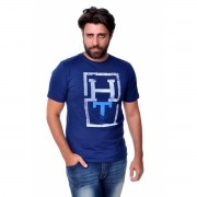Camiseta TH Box Marinho