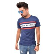 Camiseta TH Lines Marinho