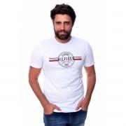 Camiseta TH Logo White
