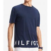 Camiseta TH Print Low Marinho