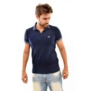 POLO FRED PERRY MARINHO XDRZ