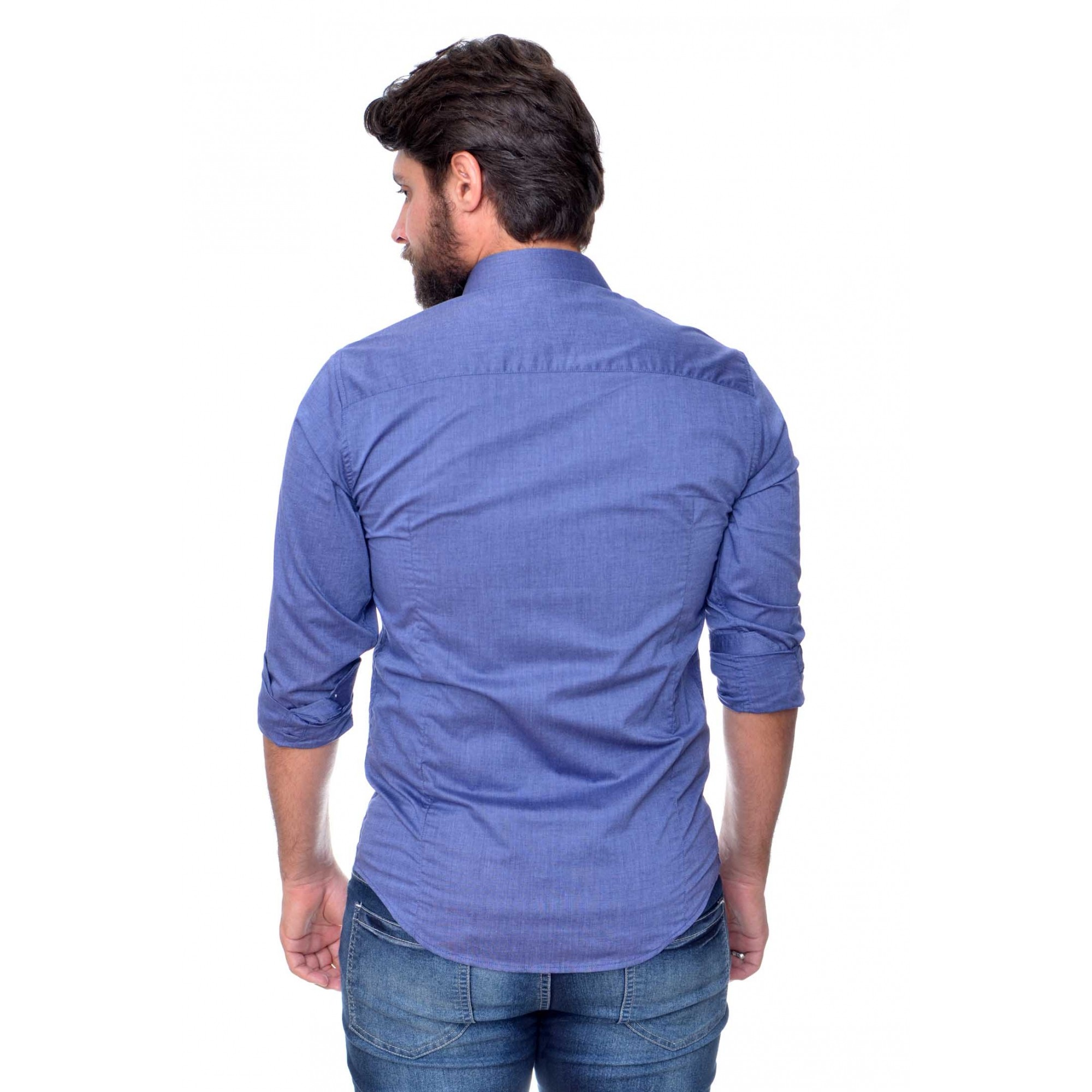 Camisa Social Sergio K Marinho W  - Ca Brasileira
