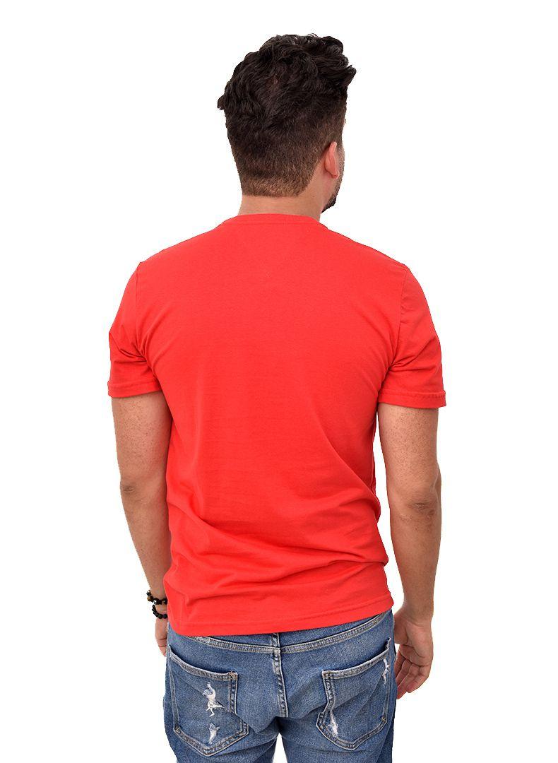 Camiseta Basic TH Vermelha  - Ca Brasileira