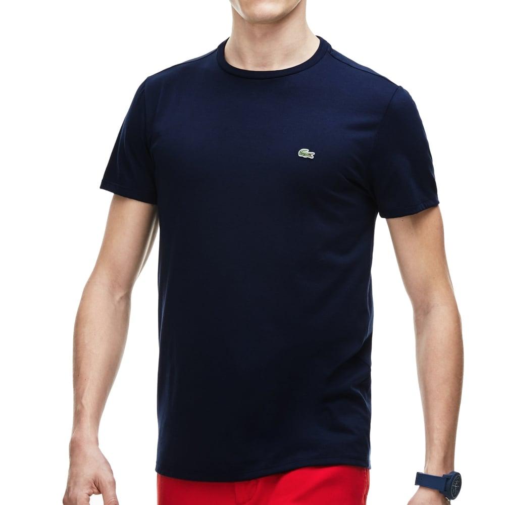 Camiseta Basica L-04 Marinho  - Ca Brasileira