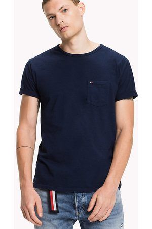 Camiseta Bolso TH Azul Marinho  - Ca Brasileira
