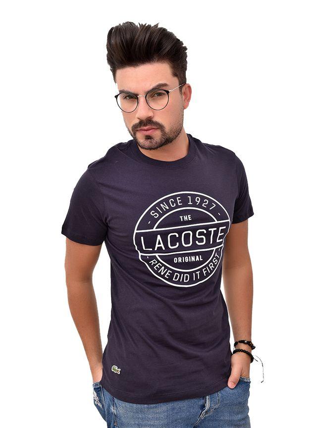 Camiseta L-11 Marinho Escuro