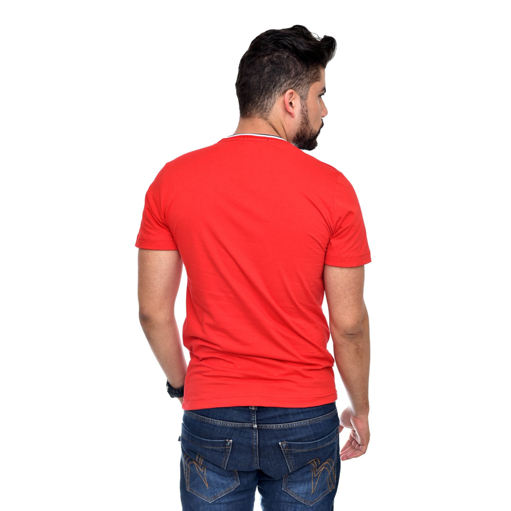 Camiseta RL Vermelha TR  - Ca Brasileira