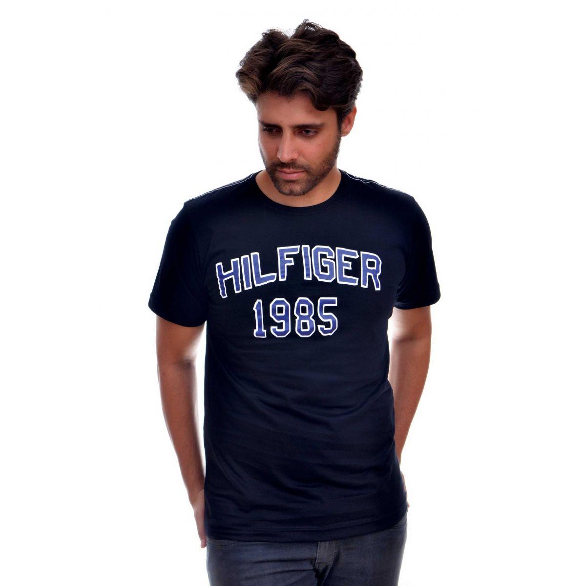 Camiseta TH 1985 Preta
