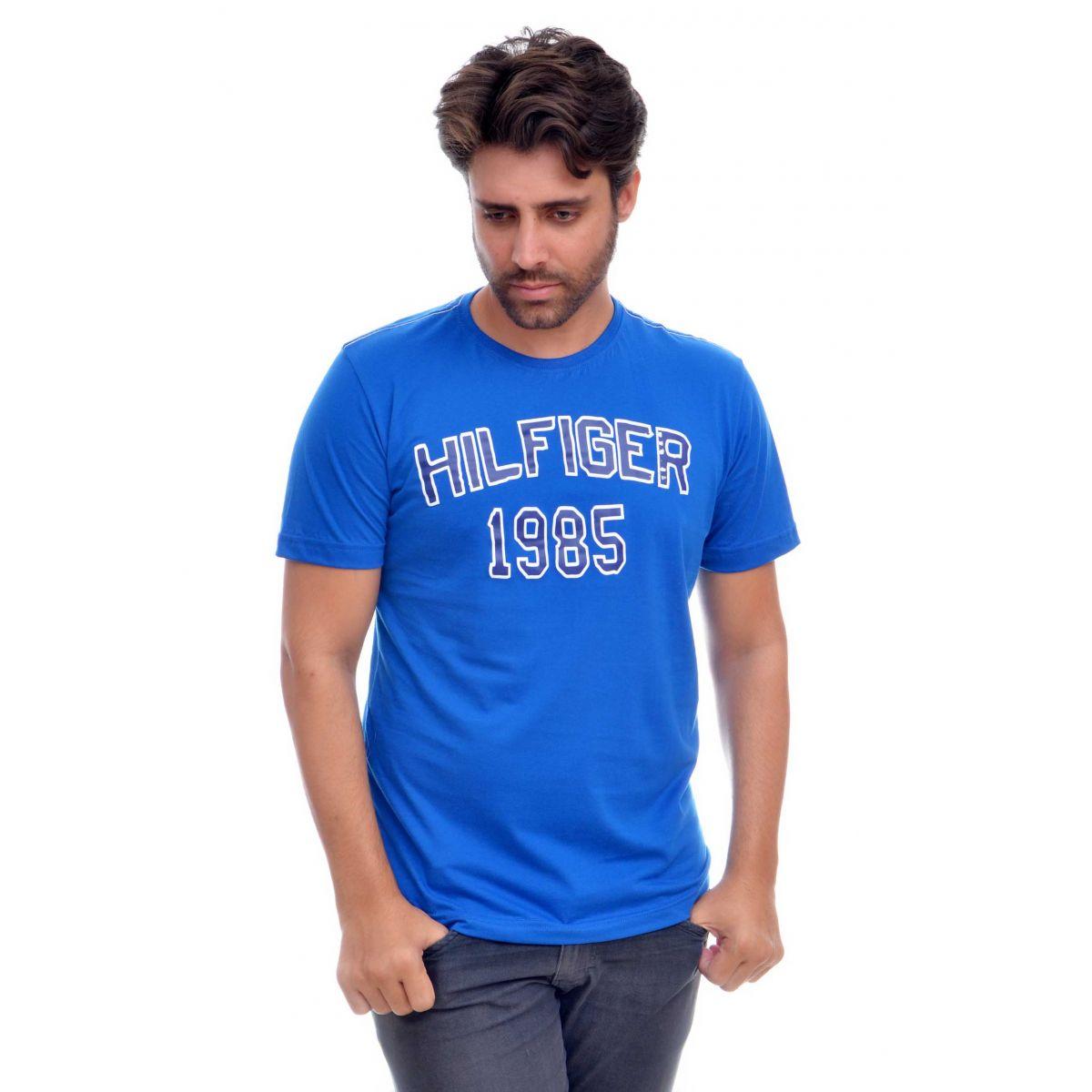 Camiseta TH 1985 Royal  - Ca Brasileira