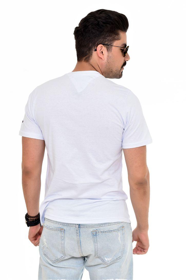 Camiseta TH Branca Since Vrt  - Ca Brasileira