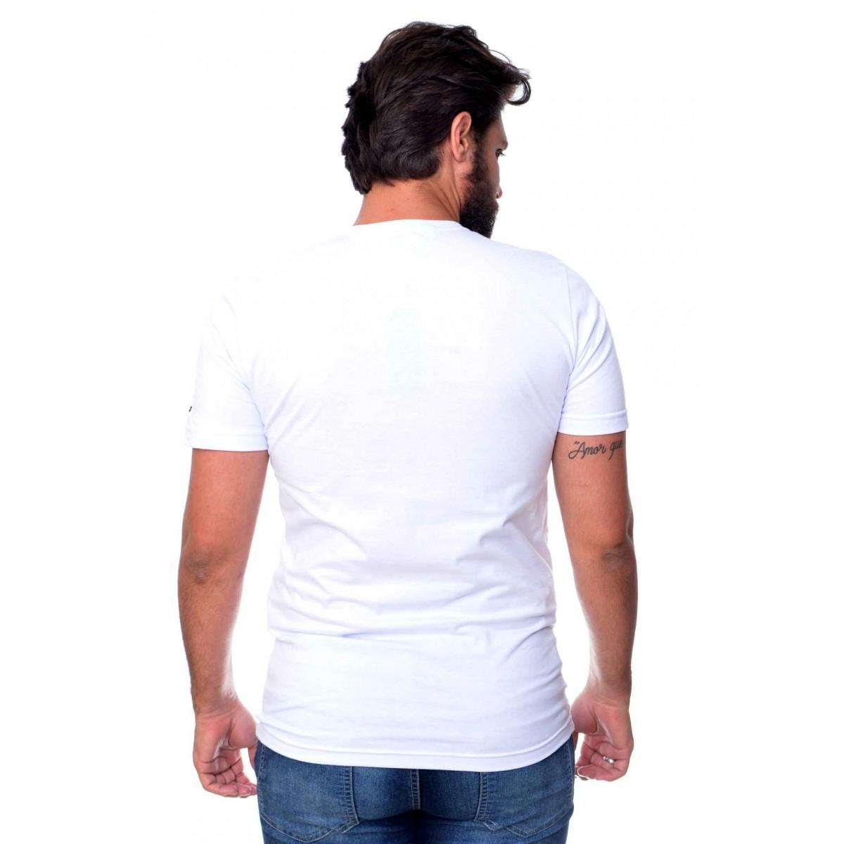 Camiseta TH Logo White  - Ca Brasileira