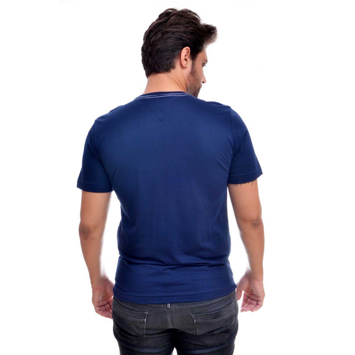 Camiseta TH NY Azul Marinho  - Ca Brasileira