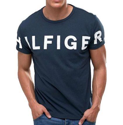 Camiseta TH Print Marinho  - Ca Brasileira