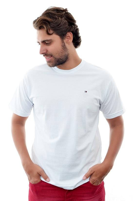 Camiseta TH Básica Branca