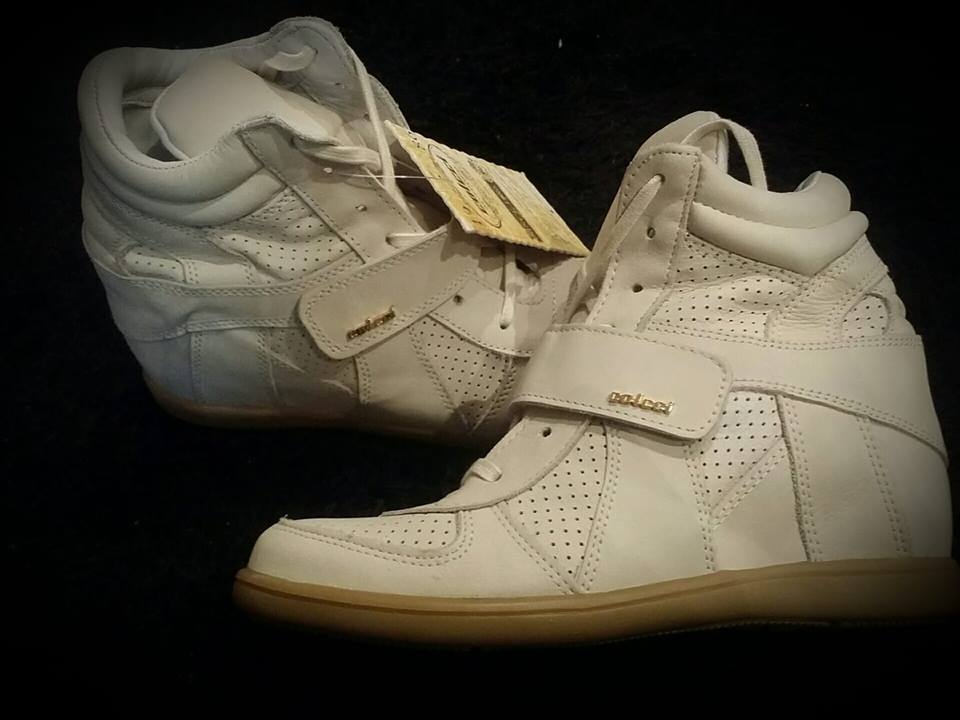 Sneaker Colcci off white