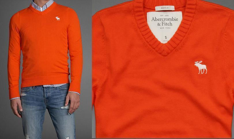 TRICOT ABERCROMBIE AND FITCH  - Ca Brasileira