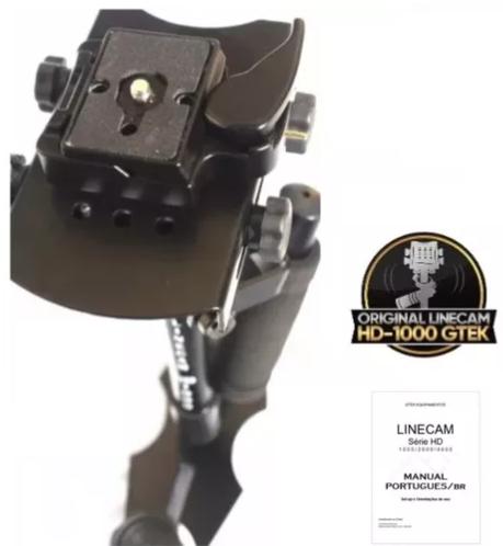 Steadycam Linecam HD-1000 GTek   - GTEK
