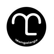 Adesivo ML Mangalarga Preto 12x12cm