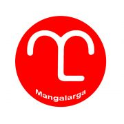 Adesivo ML Mangalarga Vermelho 12x12cm