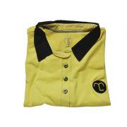 Camisa Polo Amarela ML